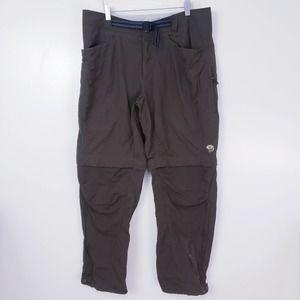 Mountain Hardwear Mesa Convertible Pants Sz Large